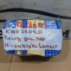 Колодки тормозные передние Mitsubishi Lancer (CS/Classic) 2003-2008 MR569233, MN116604, MZ690185 2