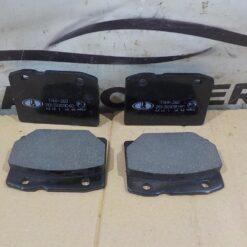 Колодки тормозные передние VAZ 2101  21013501089