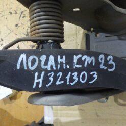 Блок педалей Renault Logan 2005-2014 465103275R, 6001551782, 6001551784, 6001547907 3