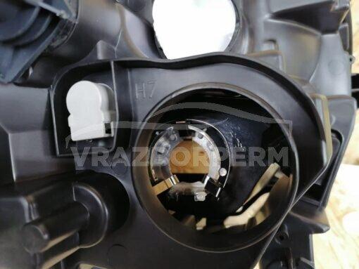 Фары (комплект) Renault Logan II 2014>  260601719R, 260609154R, 260606078R, 260609640R, 260105871R, 260101079R, 260100437R, 260102349R