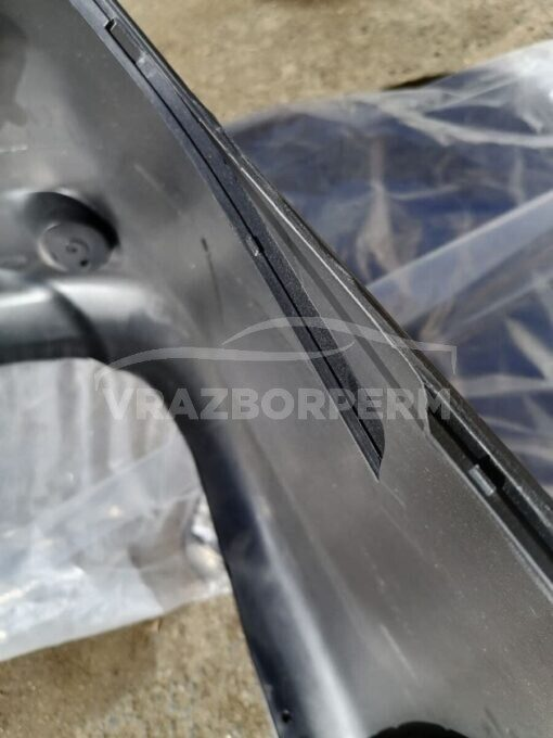 Бампер задний Toyota Corolla E15 2006-2013  5215912934