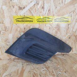 Решетка бампера переднего правая (без ПТФ) Renault Logan II 2014> 269113997R 2