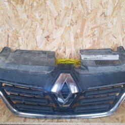 Решетка радиатора Renault Logan II 2014>  623857618R, 623105887R, 628909470R