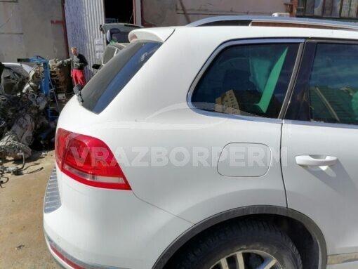Крыло заднее правое Volkswagen Touareg 2010-2018  7P6809844B