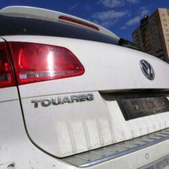 Дверь багажника со стеклом Volkswagen Touareg 2010-2018 7P6827025B, 7P6845051ANVB 4