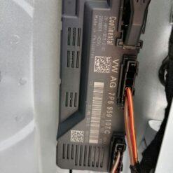 Блок управления (ЭБУ) двери багажника Volkswagen Touareg 2010-2018 7P6959107C, 7P6959107 1