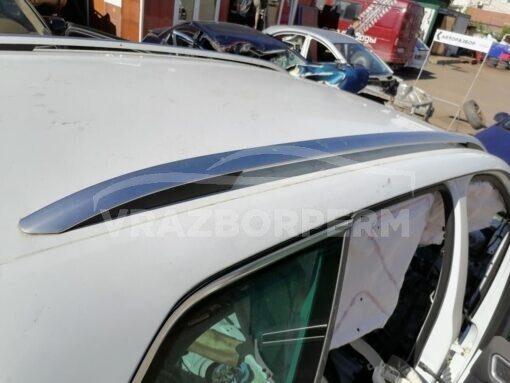 Рейлинг крыши правый Volkswagen Touareg 2010-2018  7P6860044BSTY, 7P0860202, 7P0860198A