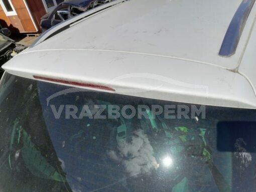 Дверь багажника со стеклом Volkswagen Touareg 2010-2018  7P6827025B, 7P6845051ANVB