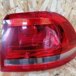 Фонарь задний правый наружный (в крыло) Volkswagen Touareg 2010-2018 7P6945096F, 7P6945096B, 7P6945096D 2