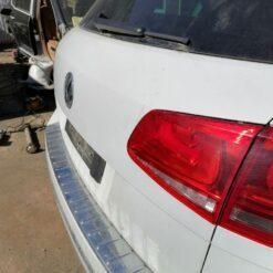 Дверь багажника со стеклом Volkswagen Touareg 2010-2018 7P6827025B, 7P6845051ANVB 1