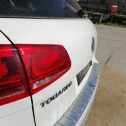 Дверь багажника со стеклом Volkswagen Touareg 2010-2018 7P6827025B, 7P6845051ANVB 6