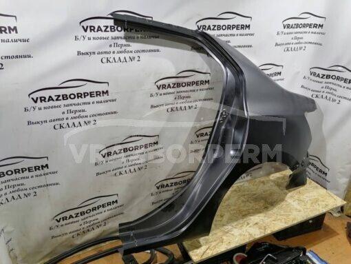 Крыло заднее левое Renault Logan II 2014>  760334617R, 760339951R