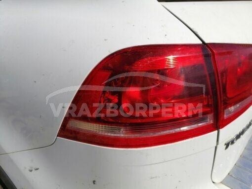 Фонарь задний левый наружный (в крыло) Volkswagen Touareg 2010-2018  7P6945095D, 7P6945095F, 7P6945095B