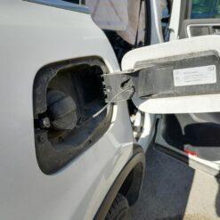 Ниша лючка бензобака Volkswagen Touareg 2010-2018 7P6809857A 2