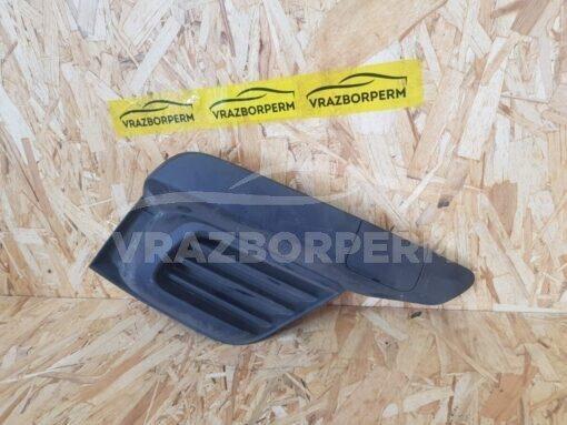 Решетка бампера переднего правая (без ПТФ) Renault Logan II 2014>  269113997R