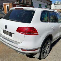 Крыло заднее правое Volkswagen Touareg 2010-2018 7P6809844B 2