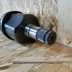 Вал приводной передний правый (привод в сборе) Volkswagen Polo (Sed RUS) 2011-2020 6R0407764F 5