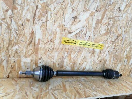 Вал приводной передний правый (привод в сборе) Volkswagen Polo (Sed RUS) 2011-2020  6R0407764F