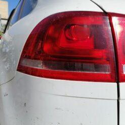 Фонарь задний левый наружный (в крыло) Volkswagen Touareg 2010-2018 7P6945095D, 7P6945095F, 7P6945095B 2