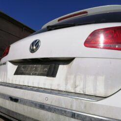 Дверь багажника со стеклом Volkswagen Touareg 2010-2018 7P6827025B, 7P6845051ANVB 2