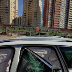 Рейлинг крыши левый Volkswagen Touareg 2010-2018 7P6860043BSTY, 7P0860201, 7P0860197A 4