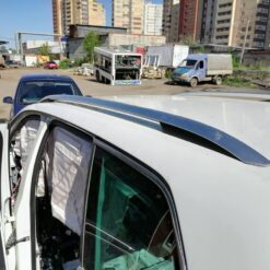 Рейлинг крыши левый Volkswagen Touareg 2010-2018 7P6860043BSTY, 7P0860201, 7P0860197A 1