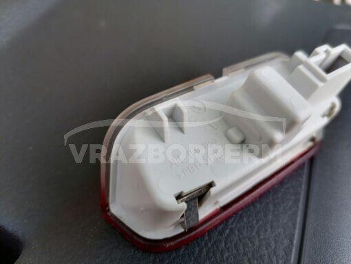 Плафон салонный Volkswagen Touareg 2010-2018  1K0947411A, 1K0947411C