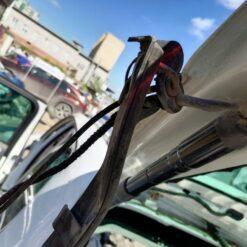 Датчик положения двери багажника лев. Volkswagen Touareg 2010-2018 7P68277119B9 1