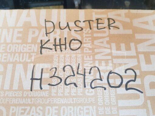 Накладка двери багажника Renault Duster 2012>  848109774R, 848100815R