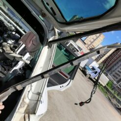 Датчик положения двери багажника прав. Volkswagen Touareg 2010-2018  7P68277129B9