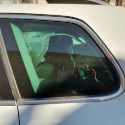 Стекло кузовное глухое заднее левое (форточка) Volkswagen Touareg 2010-2018 7P6845297ALNVB 13