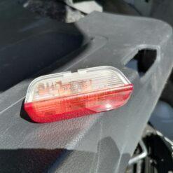 Плафон салонный Volkswagen Touareg 2010-2018 1K0947411A, 1K0947411C 1