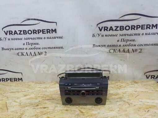 Магнитола Mazda Mazda 3 (BK) 2002-2009  BS3T66AR0