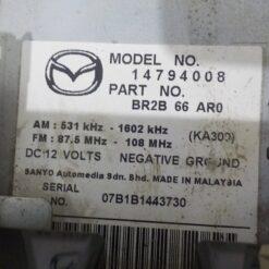 Магнитола Mazda Mazda 3 (BK) 2002-2009 BS3T66AR0 3