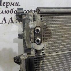 Кассета радиаторов Porsche Cayenne 2003-2010 95510614200, 95510614201 6