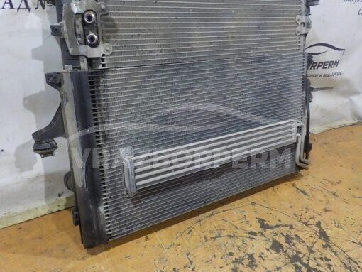 Кассета радиаторов Porsche Cayenne 2003-2010  95510614200, 95510614201