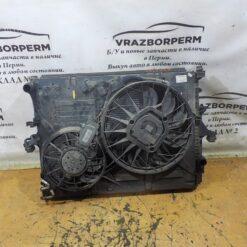 Кассета радиаторов Porsche Cayenne 2003-2010 95510614200, 95510614201 1