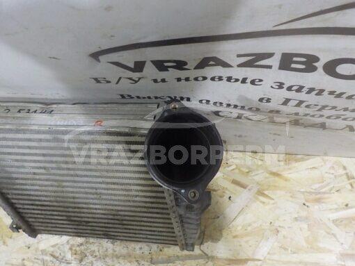 Радиатор турбины (интеркулер) прав. Volkswagen Touareg 2010-2018  95511080400, 95511080401, 95514580400, 7L0145804A