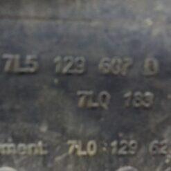 Корпус воздушного фильтра прав. Porsche Cayenne 2003-2010 95511002250, 95512960750, 7L0129607 2