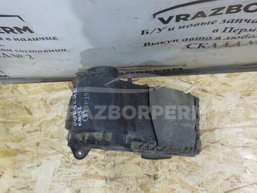 Корпус воздушного фильтра прав. Porsche Cayenne 2003-2010  95511002250, 95512960750, 7L0129607