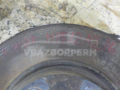 Диск тормозной передний Porsche Cayenne 2003-2010  95535140250, 95535140251, 95535140150, 95535140151, 95535140110