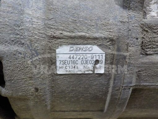 Компрессор кондиционера Porsche Cayenne 2003-2010   95812601201, 94812601101, 4472209111