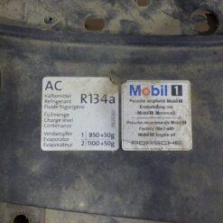 Панель передняя (телевизор) Porsche Cayenne 2003-2010 95550559400, 95550559402, 95550559401 6
