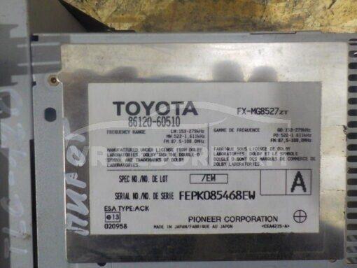 Магнитола Toyota Land Cruiser (150)-Prado 2009>  8612060510