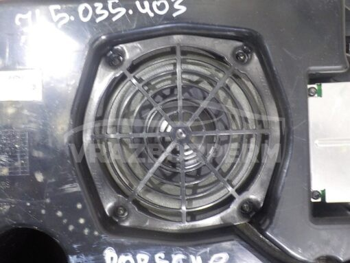 Сабвуфер Volkswagen Touareg 2002-2010  7L5035403, 2812006001, 95564501000