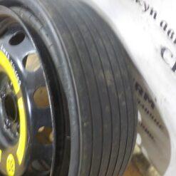 Диск запасного колеса (докатка) Volkswagen Touareg 2002-2010 95536205010, 95536205011, 9553620501003C, 4L0601010A, 7L0601011C 2