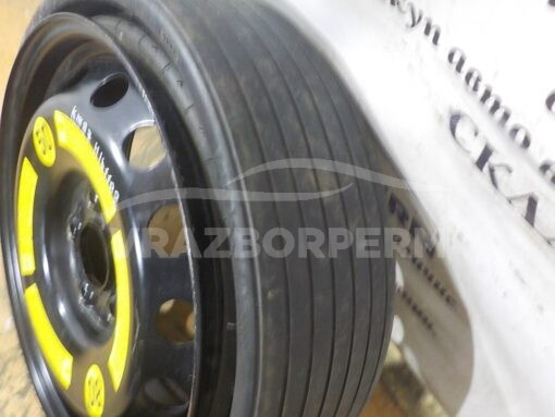Диск запасного колеса (докатка) Volkswagen Touareg 2002-2010  95536205010, 95536205011, 9553620501003C, 4L0601010A, 7L0601011C