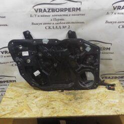 Стеклоподъемник электр. передний левый Volkswagen Touareg 2010-2018  7P6837755D, 7P6837461B