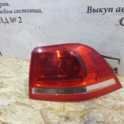 Фонарь задний правый наружный (в крыло) Volkswagen Touareg 2010-2018  7P6945096F, 7P6945096B, 7P6945096D