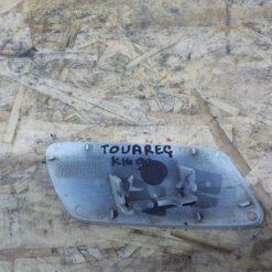 Крышка форсунки омывателя фары левой Volkswagen Touareg 2010-2018 7P6807367GRU 1